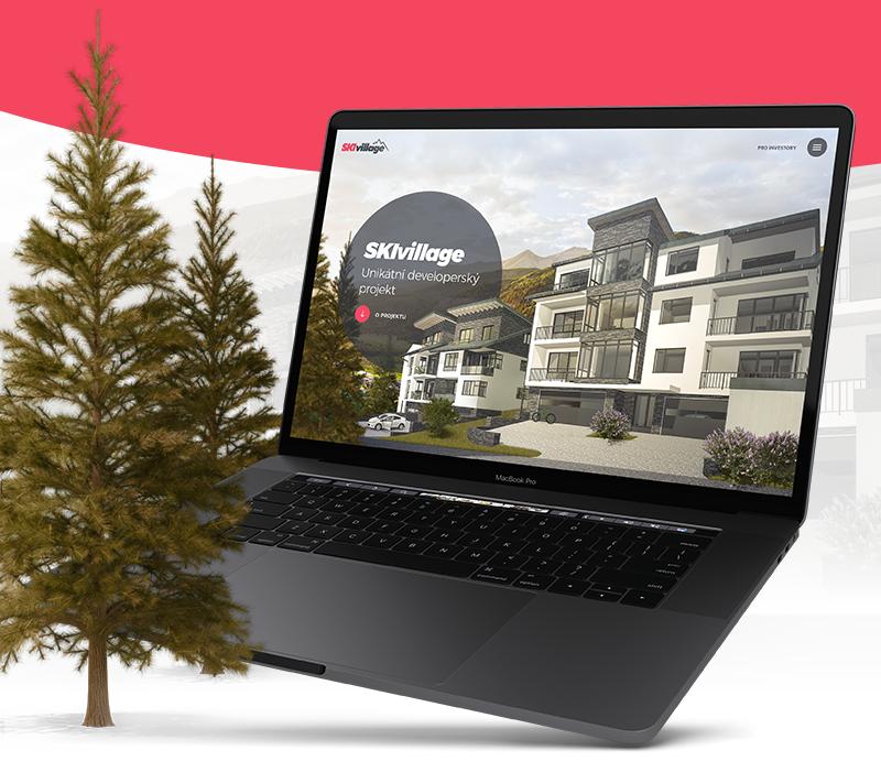 SkiVillage Homepage
